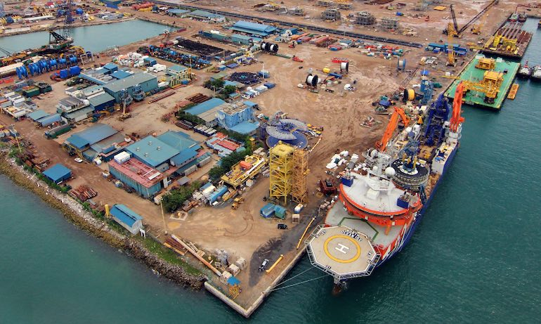 McDermott awarded offshore engineering contract in the Middle East
