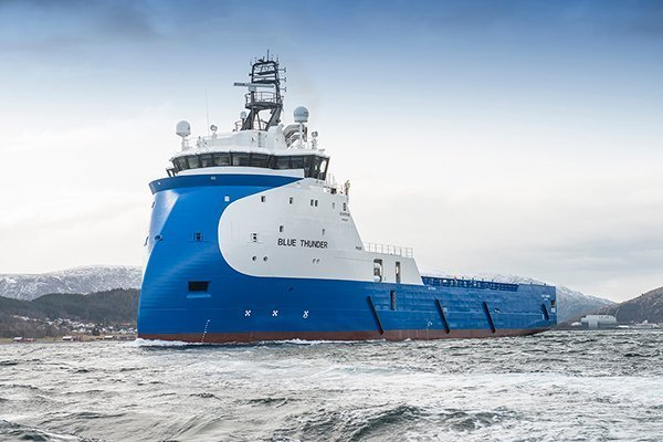Nordic American Offshore awarded new PSV contract