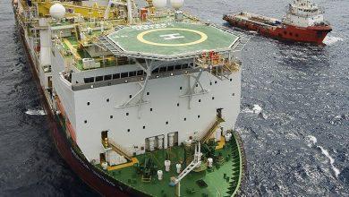 Photo of Drillship deployed as diplomatic spat in the Mediterranean intensifies