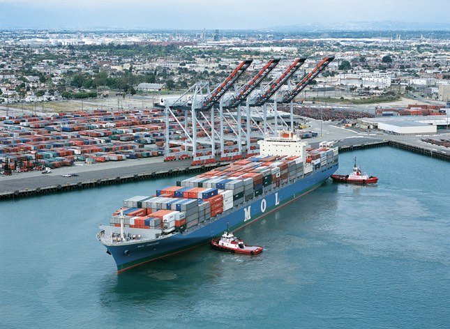 Truckers' action enters second day with minimal impact on LA or Long Beach port operations