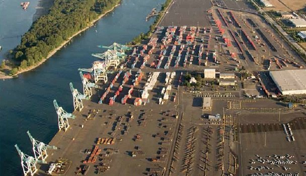 Container business recovery at Port of Portland 'could take years'