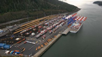 Photo of Huge capacity boost for terminal at Canada's Prince Rupert Port