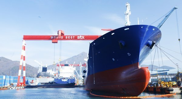 Second auction of STX Dalian falls through