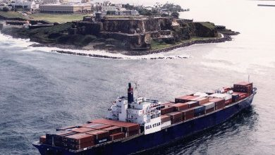 Photo of Sea Star Line adds third new barge to Puerto Rico service