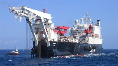 Photo of Work starts on first gas pipeline in the Norwegian Sea