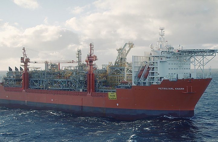 Fire strikes Petrojarl Knarr FPSO for second time
