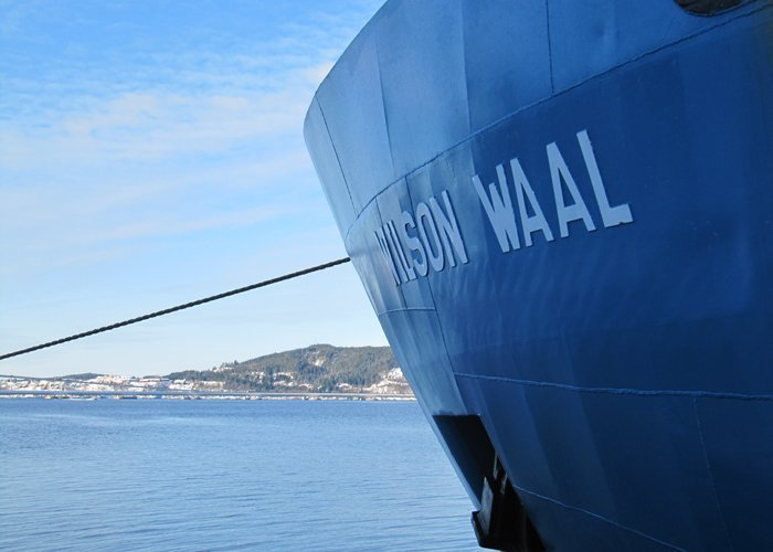 Wilson sells another small bulker