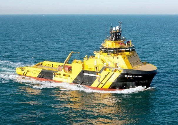 Viking lays up three platform supply vessels