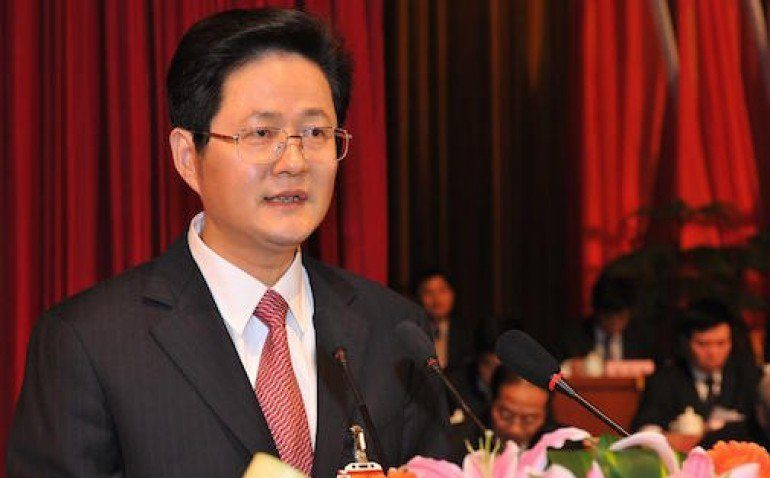 Ningbo Port president resigns