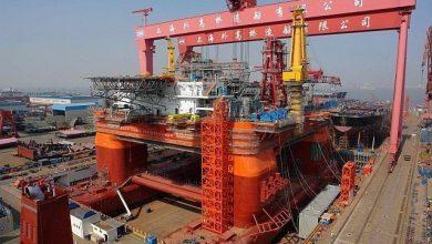 Photo of Waigaoqiao Shipbuilding launches new offshore yard