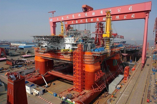 Waigaoqiao Shipbuilding signs $2.82bn financing deal with China Exim Bank