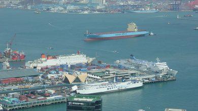 Photo of Busan port adding 15 more berths