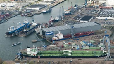 Photo of Damen takes over management of ship repair yard in Curacao