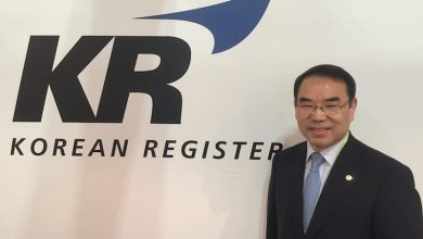 Photo of CEO of the Korean Register passes away