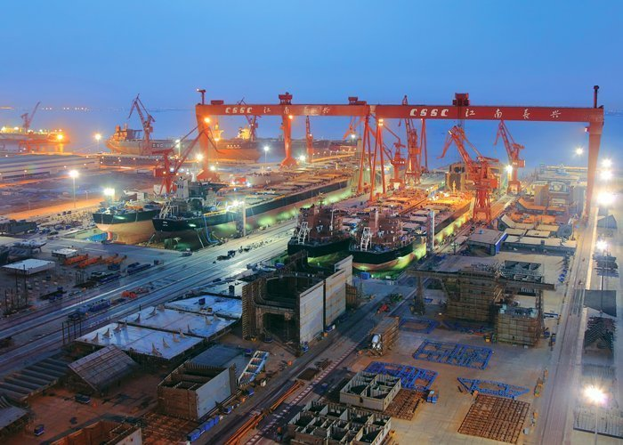 Jiangnan Shipyard appoints new general manager