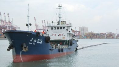 Photo of Shanghai Qianhe Shipping hit by oil smuggling probe