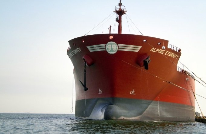 Chemical tanker latest to be fired on by Iranian Navy