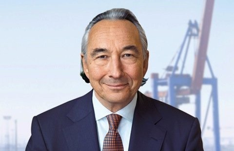 Bertram Rickmers taps Zeaborn to keep shipping ambitions alive
