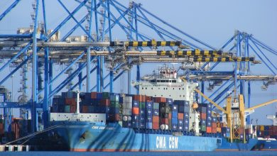Photo of CMA CGM orders four small boxships at Cosco