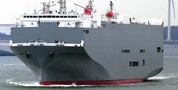 K Line cops car carrier cartel fine Down Under