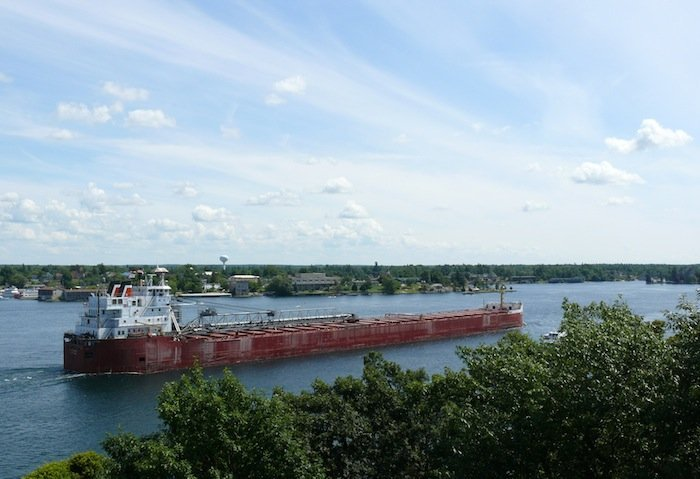 Canadian authorities struggle to shift grounded Algoma Spirit