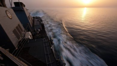 Photo of US seeks international naval coalition to escort merchant ships through the Strait of Hormuz