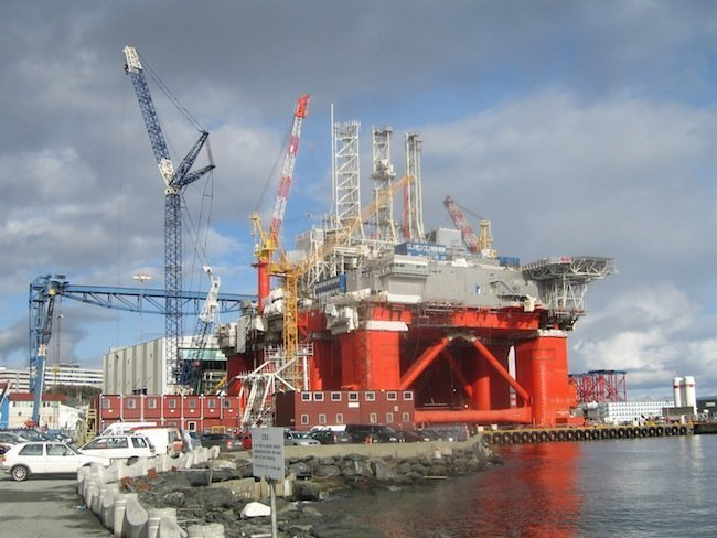 Havyard to restructure, cut 100 jobs
