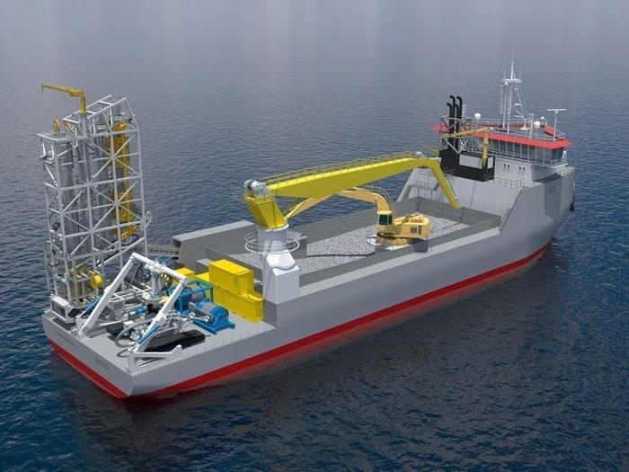 Jan De Nul orders two vessels