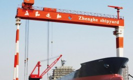 Zhenghe Shipbuilding suspends operations