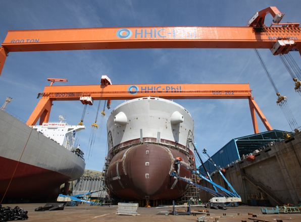 Philippines lays out the welcome mat for global shipbuilders