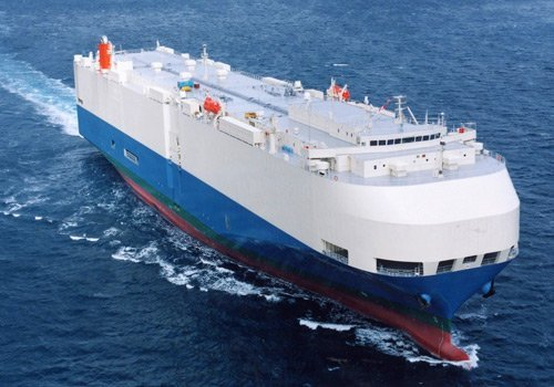 MOL rebrands car carrier division