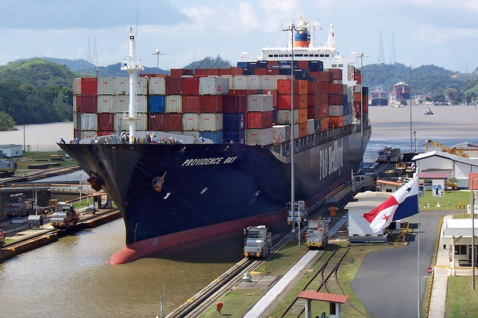 NYK LPG tanker given first slot for transiting the expanded Panama
