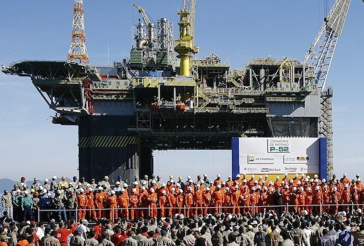 Sete Brasil in talks with Cosco Shipyard Group to build two offshore rigs