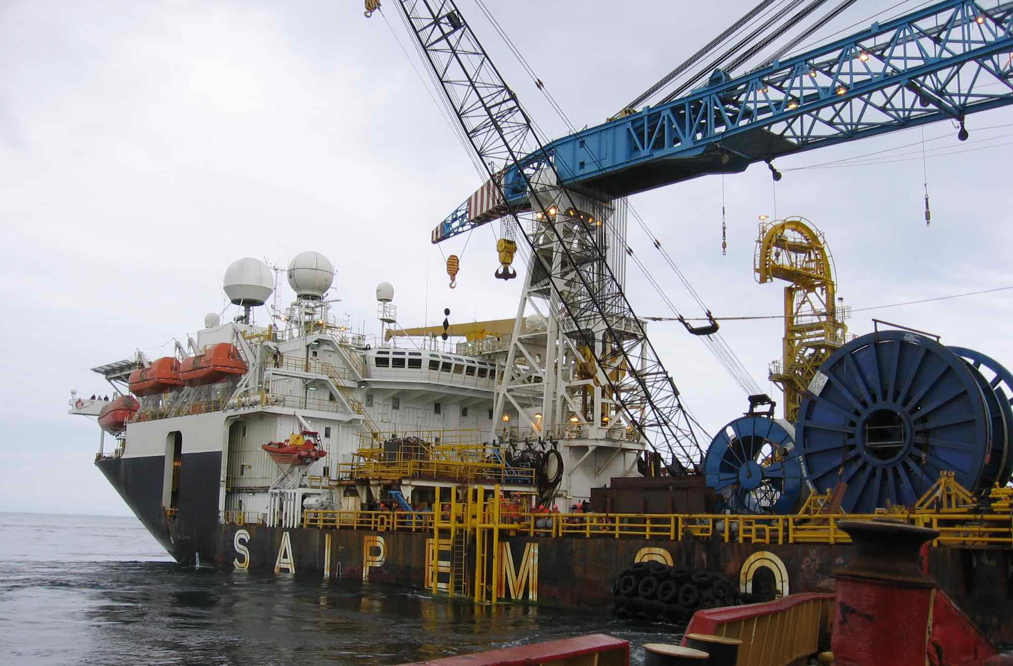 Saipem scores new offshore contracts in Guyana and Congo