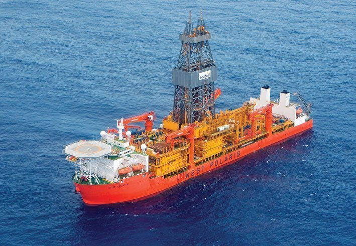 Sonadrill awarded drillship contract