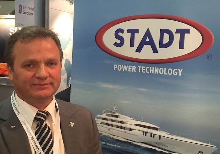 Stadt: Looking to power different ship types