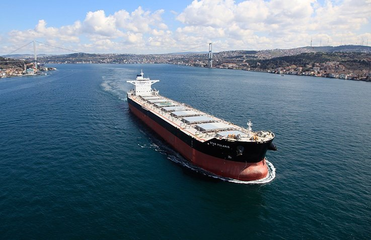 Star Bulk confirms sale of capesize newbuilding