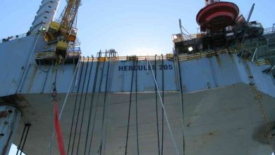 Photo of Hercules Offshore files for bankruptcy again