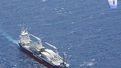 Photo of Wind forecast to become a force in ship propulsion