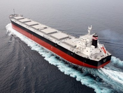BW Dry Cargo takes eighth bulker this year