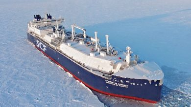 Photo of Study calls for speed-limit reductions on vessels in Arctic waters