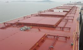 Diana Shipping capesize extended by Koch