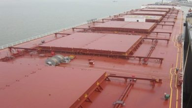 Photo of Diana Shipping post-panamax charter extended by Cargill at reduced rate