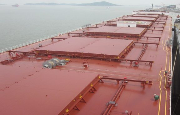 Diana Shipping post-panamax extended by Cargill