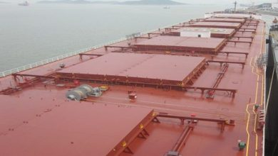 Photo of Diana Shipping fixes capesize to Pacbulk