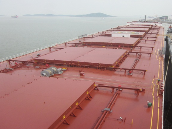 Diana Shipping fixes post-panamax to Cargill at improved rate