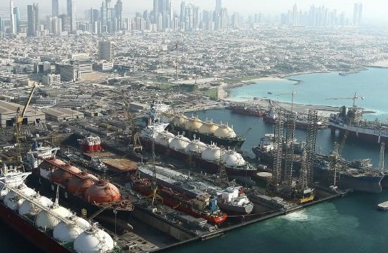 Qatari ships forced to head further afield for bunker supplies