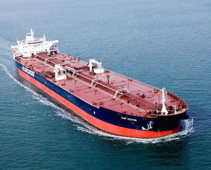 Euronav offloads suezmax tanker for conversion - Splash 247