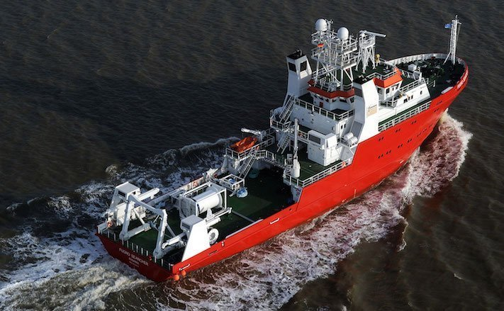 Fugro finds seismic work off Canada
