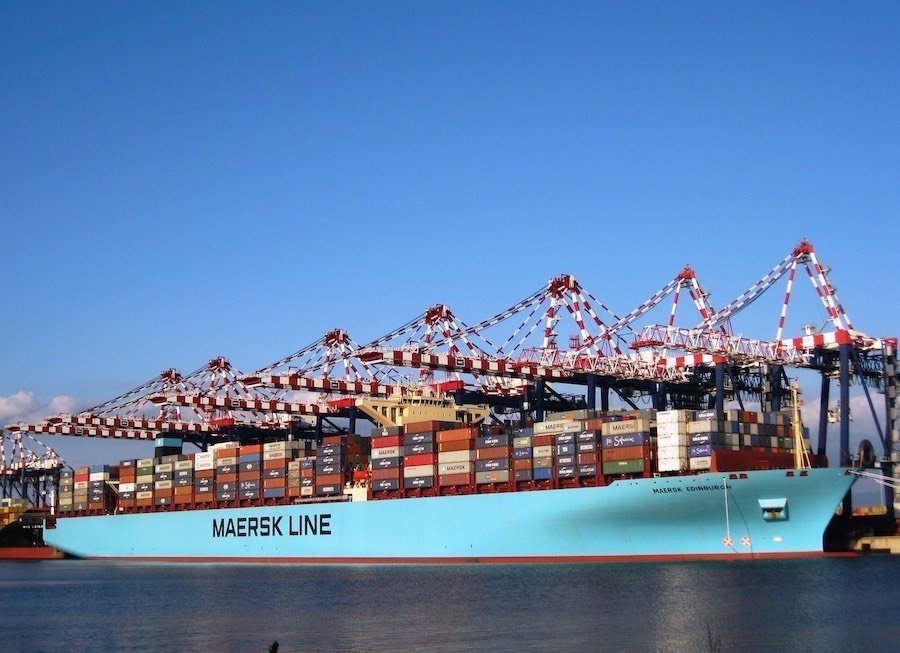 Maersk and Hamburg Süd conclude slot purchase agreement